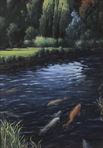 Goulet - Koi Pond