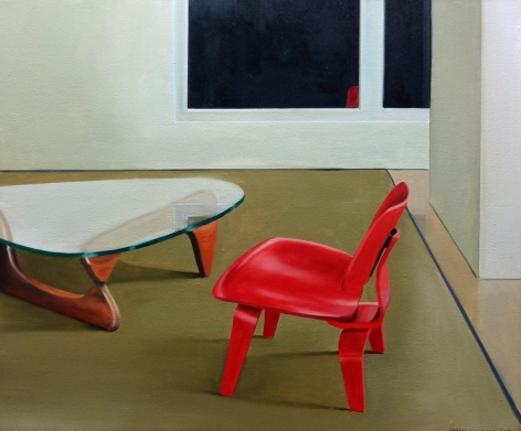 Fernandez - The Red Chair