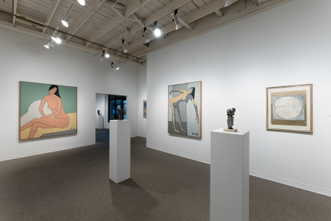 Early Northwest Masters | February 4–27, 2021 | Installation View 09