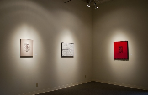 Margaret Shirley at Laura Russo Gallery September 2012