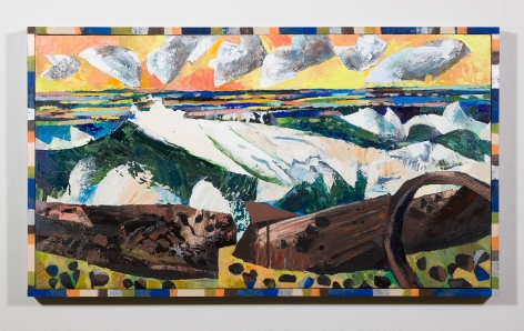 Lucinda Parker - Drift Logs and Breakers