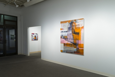 G. Lewis Clevenger | Reclaiming My Time | Installation View 7