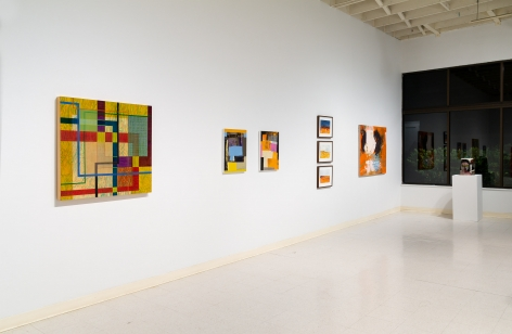 Holiday Group Exhibition | December 2019 | Russo Lee Gallery | Portland Oregon | Installation view 05