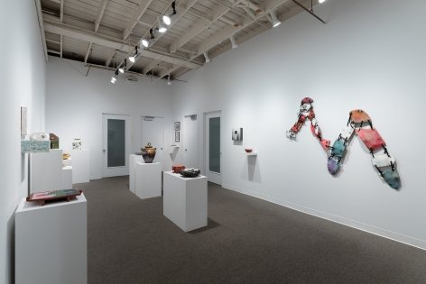 Gather:Make:Shelter Academy | July 1–31, 2021 | Russo Lee Gallery | Installation View 023