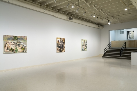 Elizabeth Malaska   Heavenly Bodies   Installation View 5