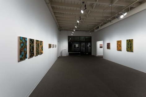 Rae Mahaffey - New Places - September 2–October 2, 2021 - Russo Lee Gallery - Installation view 01
