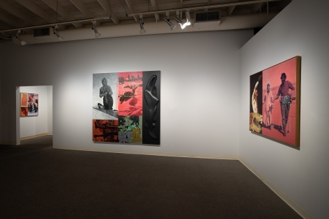 Jay Backstrand | A Survey | Russo Lee Gallery | February 2020 | Installation view 04