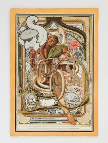 James Allen - Bicycle Posters