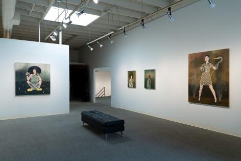 Anne Siems - Bite - August 2019 - Russo Lee Gallery - installation View 07