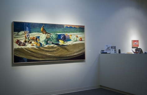 Henk Pander at Laura Russo Gallery February 2013