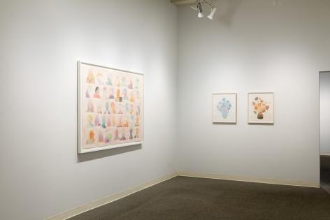 Dan Gliuibizzi | Together we follow | Installation view 4
