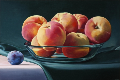 Wolf - Peaches in Still Life