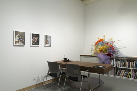 Manu Torres | The Office | Russo Lee Gallery | Installation View 02
