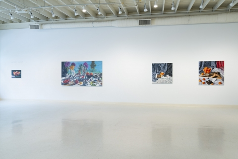 Sherrie Wolf | Juxtapositions | Installation View | img_01