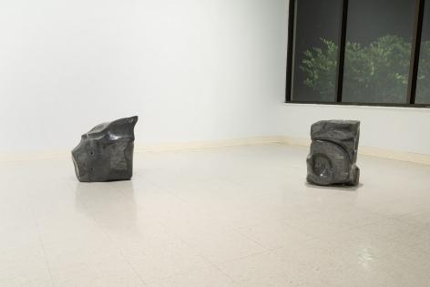 Michihiro Kosuge - Recent Sculpture - August 2019 - Russo Lee Gallery - Installation View 03