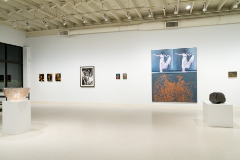 A Necessary Festival | Installation View | January 2018 | Russo Lee Gallery