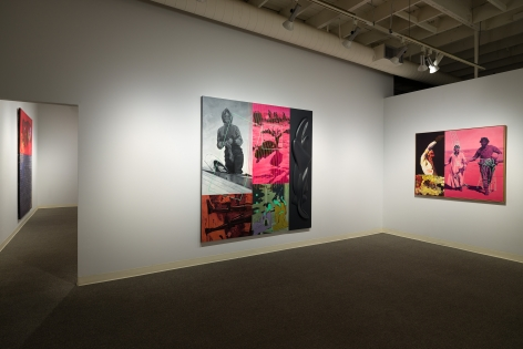 Jay Backstrand | A Survey | Russo Lee Gallery | February 2020 | Installation view 07