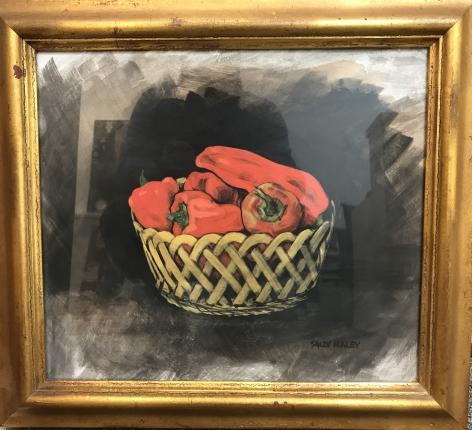 Haley - Untitled (Peppers)