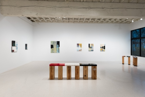 Geoffrey Pagen | Itself and Not Itself | February 2–27, 2021 | Installation View 02