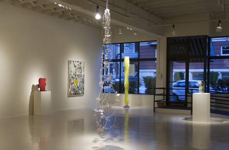 Gallery Artist Group Show at Laura Russo Gallery December 2013