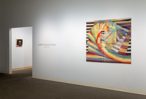 Judith Poxson Fawkes | Memorial Exhibition | December 2019 | Russo Lee Gallery | Portland Oregon | Installation view 03