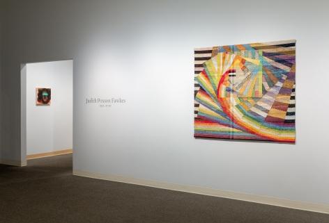 Judith Poxson Fawkes   Memorial Exhibition   December 2019   Russo Lee Gallery   Portland Oregon   Installation view 03