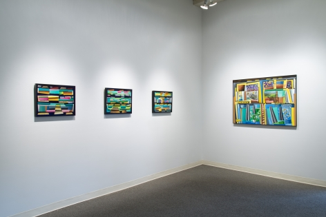 Jackie K. Johnson Installation View March 2016