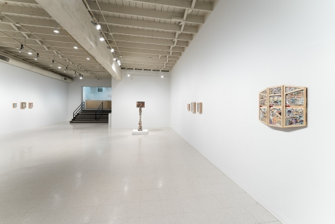 James Allen | You Are Living in a Poem | Russo Lee Gallery | July 1–31, 2021 | Installation view 03