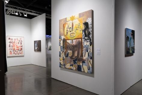 Seattle Art Fair 2019 | Booth A25 | Installation View 09