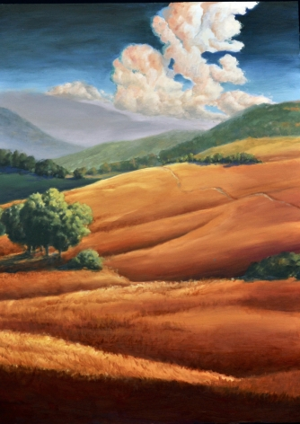 Goulet - Above Wheatfields
