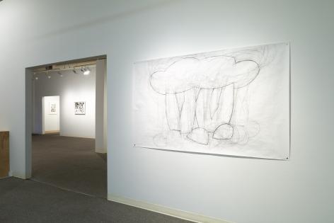 Mel Katz - Wall Sculpture - March 2019 - Installation View 010