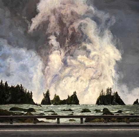 Michael Paul Miller - Shi Shi Cloud