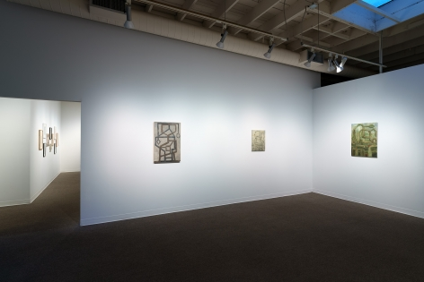 Whiting Tennis | Studio | Russo Lee Gallery | April 2021 | Installation View 03