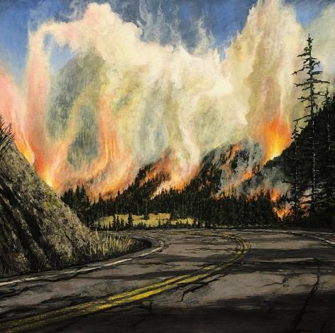Michael Paul Miller - Hurricane Road