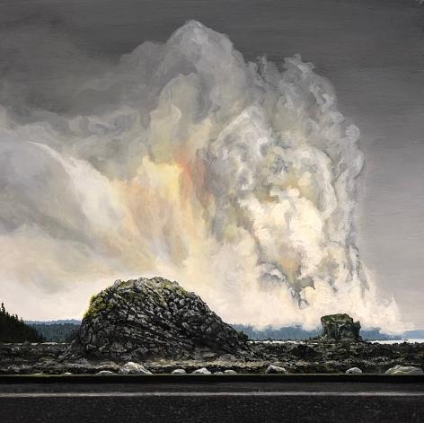 Michael Paul Miller - Coastal Cloud
