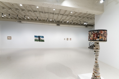 James Allen | You Are Living in a Poem | Russo Lee Gallery | July 1–31, 2021 | Installation view 07
