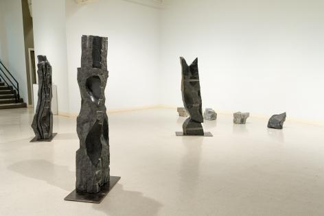 Michihiro Kosuge - Recent Sculpture - August 2019 - Russo Lee Gallery - Installation View 07