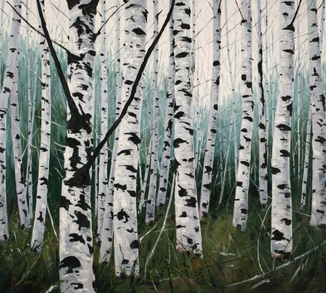 Michael Brophy - Winter Alder I