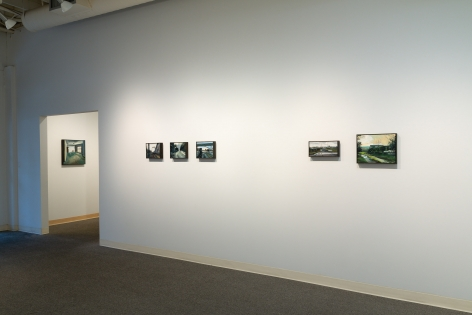 Roll Hardy - Marginal - July 2019 - Installation view 04