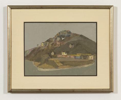Charles Heaney (1897-1981)  Untitled (landscape)
