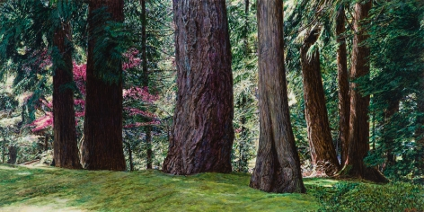 Tom Fawkes (b. 1941)  The Forest for the Trees, 2020