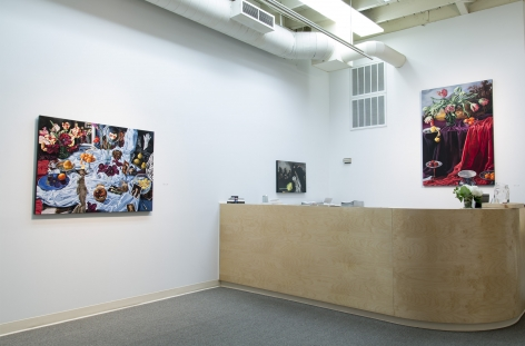 Sherrie Wolf | Stage | Installation View May 2016 | New Paintings