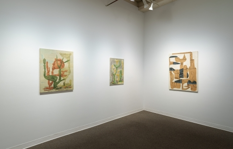 Whiting Tennis | Studio | Russo Lee Gallery | April 2021 | Installation View 07