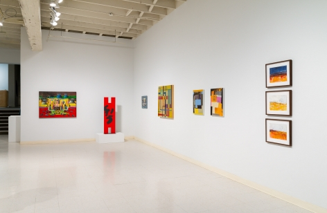 Holiday Group Exhibition | December 2019 | Russo Lee Gallery | Portland Oregon | Installation view 07