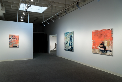 Audrey Tulimiero Welch | Fuel | Russo Lee Gallery | Portland Oregon | Installation view 03