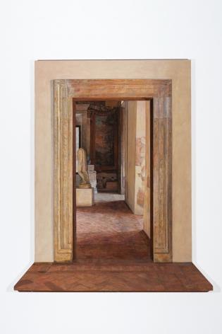 Fawkes - Porta - Palazzo Altemps II