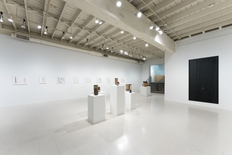 Gina Wilson - teeter taught her - September 2–October 2, 2021 - Russo Lee Gallery - Installation View 05