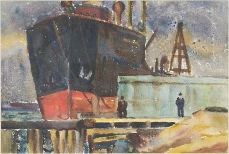 Runquist - Kaiser Shipyards