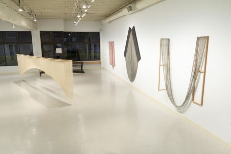 Ko Kirk Yamahira   deconstruction and reconstruction   Russo Lee Gallery   October 2018   Installation View_03