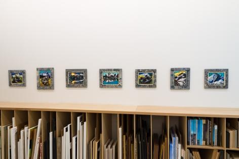 Lucinda Parker | Helens & Hood: Keep Safe Distance | June 16-July 31, 2020 | Installation View 01